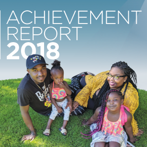 2018 Annual Report Thumbnail