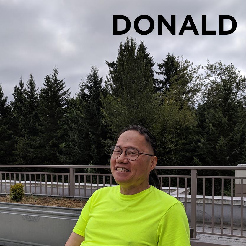 Donald Thumbnail