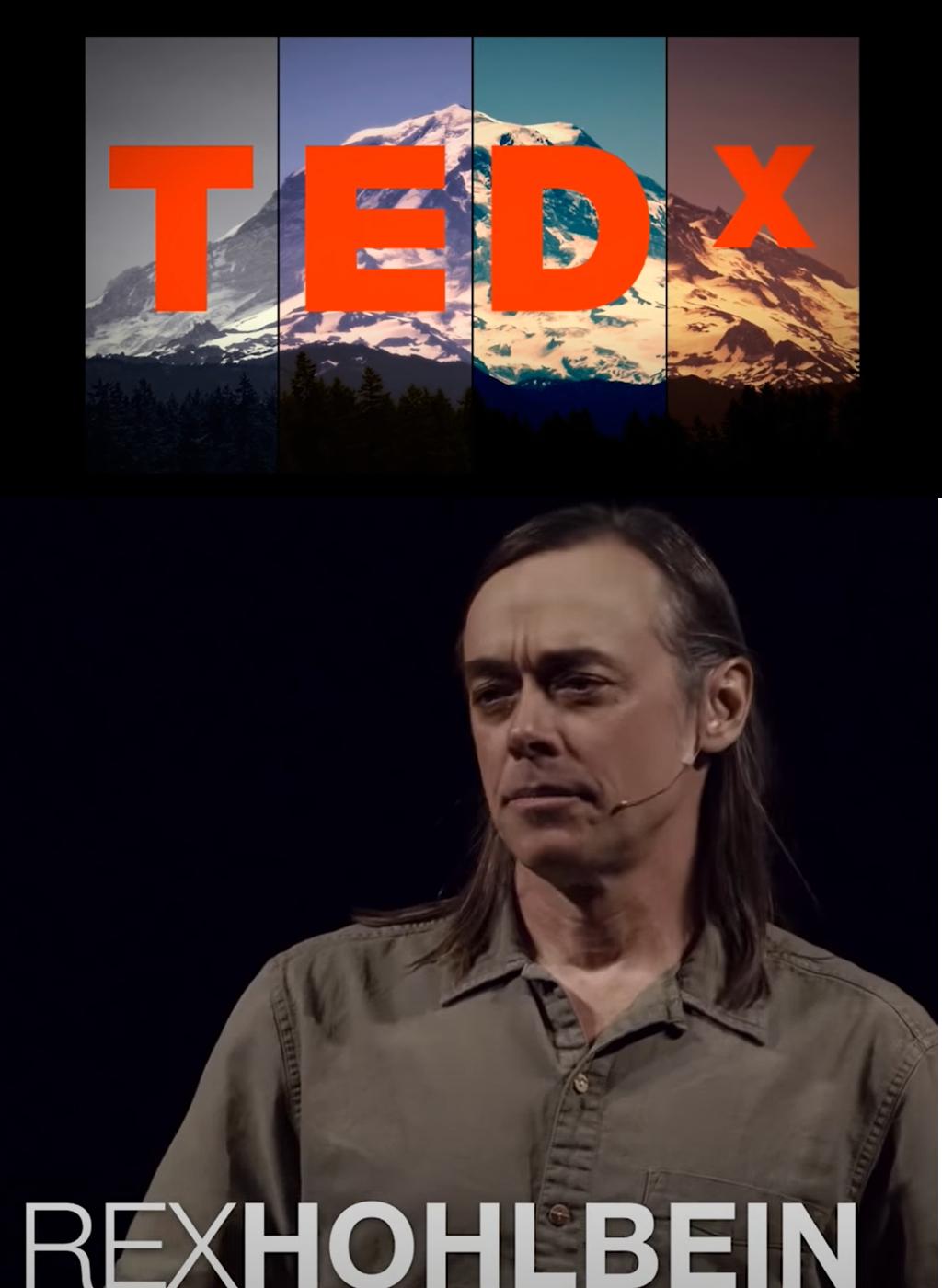 RexTedTalk